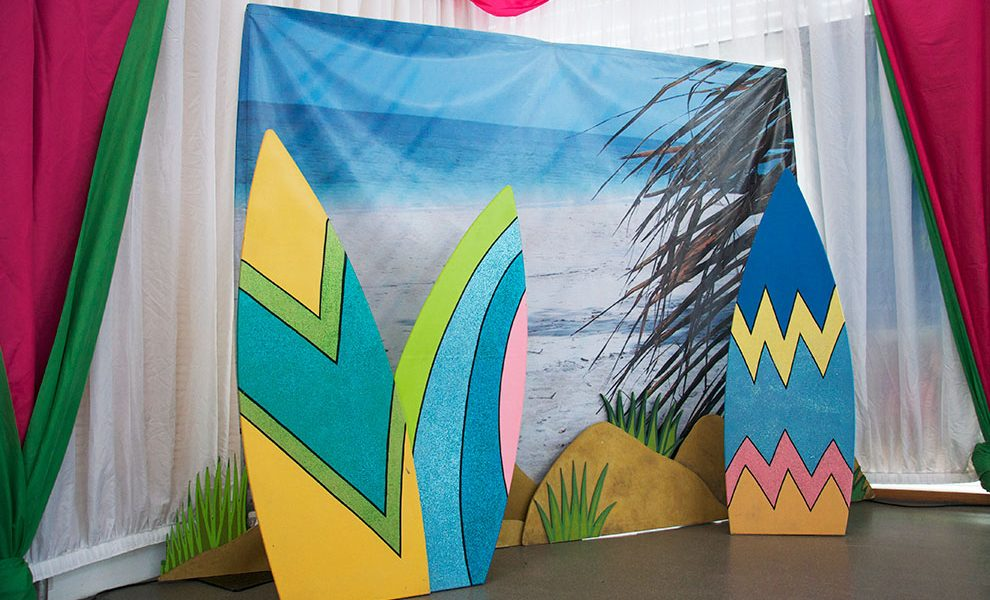Planning a beach party?