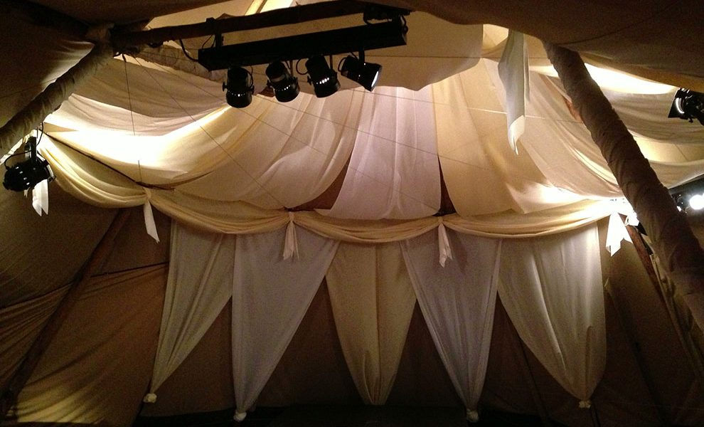 Persian Wedding in a Stunning Tent