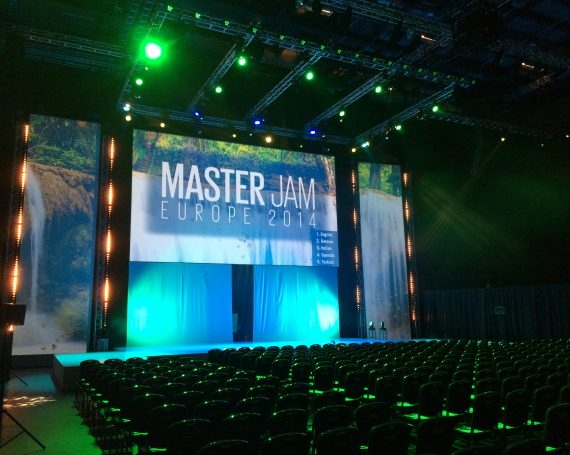 Master Jam Salon International
